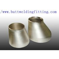 Buy cheap Alloy 20 UNS N08020 Eccentric Reducer SCH STD Stainless Steel Pipe Fittings from wholesalers