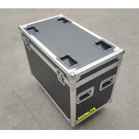 Buy cheap Heavy Duty Aluminum Frame Lighting Flight Case Easy Locking High Strength from wholesalers