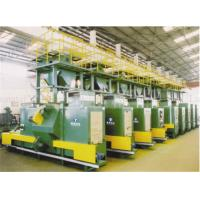 Buy cheap H Profile/ Steel Plate Surface Cleaning Shot Blasting Machine from wholesalers