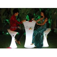 Glowing Fashionable LED Bar Chair /  LED Lighting Furniture/LED furniture Manufactures