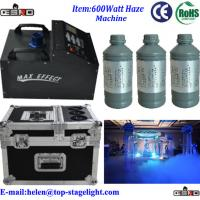 Buy cheap Good Effect 600w Haze Fog Machine from wholesalers