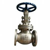 Buy cheap A351 CF3M Stainless Steel Industrial Globe Valve with Gear Box, Hand-Wheel Operator from wholesalers