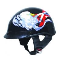 China Black Hot Sale Eagle motorcycle helmets on sale