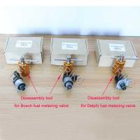 Buy cheap Fuel Metering Valve Diesel Common Rail Regulator Valve Tool for Bosch Delphi from wholesalers