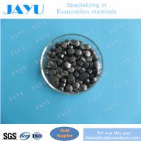 Buy cheap Titanium Dioxide Tablets size at Dia.10*6mm for black TiO2 with 99.99% purity used for thin film coating from wholesalers