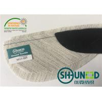 Wholesale Garment Sleeve Head Roll Fabric With Canvas Dimension Stability , Eco - Friendly from china suppliers