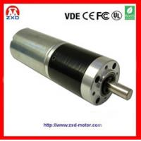 Buy cheap 36mm dc  planetary gearbox motor from wholesalers