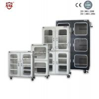 Wholesale 1% ~ 60% RH Nitrogen Dry Box / Dehumidifier for Semiconductors,  IC, BGA from china suppliers