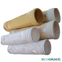Buy cheap Steel Melting Furnance Smoke Filter Polyimide Filter Bags, P84 Filter Bag D150 * 7000mm from wholesalers