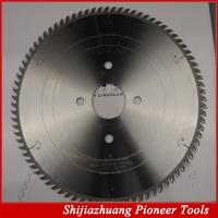 Buy cheap solid wood trimming saw blade from wholesalers