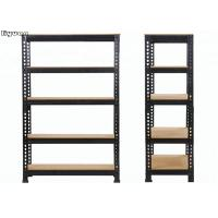 Buy cheap Multi Level Light Duty Racking Q235 Steel Plywood Panel Height 800-1500mm from wholesalers