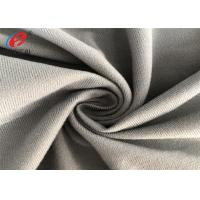 Wholesale Plain Dyed Polyester Tricot Knit Fabric Velvet Loop Fabric For Clothes from china suppliers