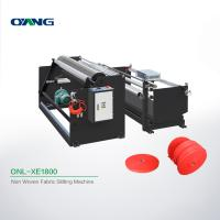 Wholesale Plate Non Woven Slitting Machine / Automatic Stretch Film Slitting Rewinding Machine from china suppliers