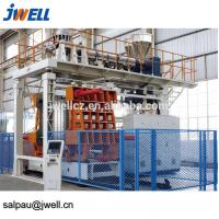 Buy cheap 1000L Barrel Bottle Blowing Machine , Stretch Blow Molding Machine Accumulating Type from wholesalers