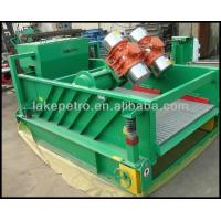 Buy cheap API Oilfield Solid Control Equipment Shale Shaker for Mud Cleaning from wholesalers
