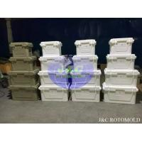 Buy cheap LLDPE Plastic Rotational Moulding Products Insulated Coolers , Ice Boxes , Fish Boxes from wholesalers