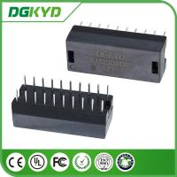 Buy cheap KH2001DR DIP Mounting 10/100 magnetic Isolated Transformers 20 pins from wholesalers