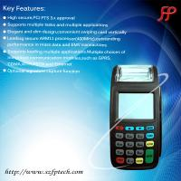 Buy cheap Portable RFID handheld terminal with GPRS/Wifi/LAN from wholesalers