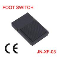 Buy cheap Iron Foot Switch Power Pedal FootSwitch 1NO 1NC 10A JN-XF-03 from wholesalers