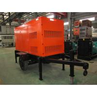 Buy cheap Automatic 100 KVA Mobile Power Unit Generator Silent Type For Emergency And Standby from wholesalers