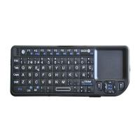 Buy cheap Bluetooth Wireless Rii Mini Keyboard (Spanish Layout) With Touchpad and Laser Pointer for PC, HTPC PS3 and Smartphones from wholesalers
