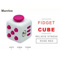 Buy cheap Funny Customized Promotional Gifts / Anti Stress Fidget Cube 11 Colors from wholesalers