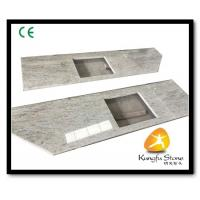 Xiamen Kungfu Stone Ltd supply White River Granite Countertops  In High quality and cheap price Manufactures
