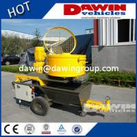 Buy cheap MPS55 Full-Automatic Mortar Concrete Mortar Spraying Plastering Pump Machine from wholesalers