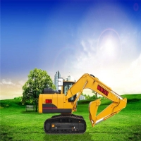 Buy cheap Low Fuel Consumption 20 Ton Crawler Mounted Excavator from wholesalers