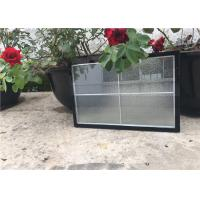 Buy cheap 22 x 64 Size Triple Panels Glass Tempered Glass Sheets Panels Modern Style from wholesalers