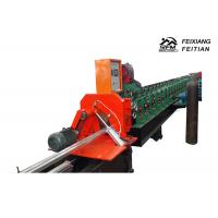 Buy cheap Durable Roll Forming Equipment Square Lock Flexible Stainless Steel Pipe Making Machine from wholesalers
