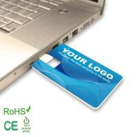 Buy cheap Credit Card USB Flash (T-050) from wholesalers