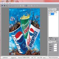 Buy cheap PLASTIC LENTICULAR PSD TO 3D lenticular software 3d interlaced image software from wholesalers