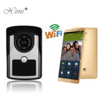 Buy cheap High Solution Stable Remote Control WIFI Wireless Video Door Bell Internet Video Door Phone With Free APP from wholesalers