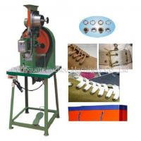 Wholesale Automatic Eyeleting Machine (for Eyelets without Washers) from china suppliers