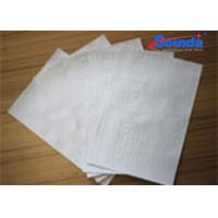 Buy cheap Frontlit Flex High Density Polyethylene Sheets with Polyester Base Fabric product