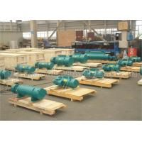 China 10 Ton Wire Rope Electric Hoist Small Lifting Equipment For Factories / Warehouses on sale