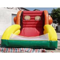 Buy cheap Inflatable Amusement Park With Basketball Game For Rent / Entertainment from wholesalers