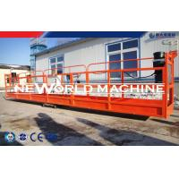 Wholesale Zlp800 Steel Suspended Work Platform Safety For High Building Wall from china suppliers