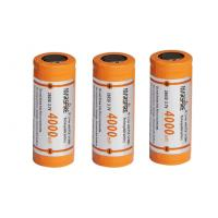Wholesale High power 3.7 Voltage Rechargeable Lithium Ion Battery with PCB from china suppliers
