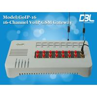 Buy cheap 32 Channels GoIP VoIP GSM Gateway Support PPTP / Relay Encryption from wholesalers