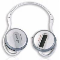 Buy cheap 2 GB Wireless Sports MP3 Player Headset SD Slot from wholesalers