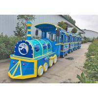 Buy cheap Advanced Mall Motorized Amusement Train Rides With 12 Months Warranty from wholesalers
