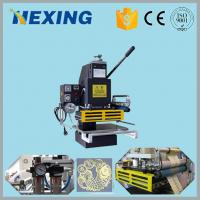 Buy cheap Manual Control Hot Stamping and Etching Machine from wholesalers