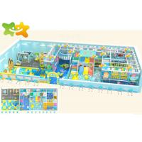 Buy cheap Anti Static Mall Play Area Equipment  Naughty Castle High Safety UV Resistant from wholesalers