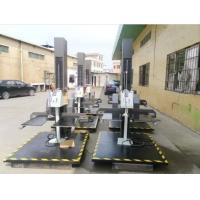Wholesale ISO2248-1972 Luggage Test Machine Double-arm Drop Test Machine of Drop Height 400-1500mm from china suppliers