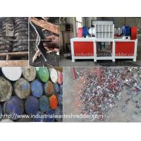 China Customizable Steel Scrap Shredder Machine With High Strength Revolving Knife on sale
