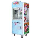 Buy cheap Custom Claw Crane Machine / Arcade Prize Machines Lifetime Maintenance from wholesalers
