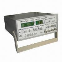 Buy cheap Function Generator with 2% Accuracy, Measures 105 x 245 x 270mm from wholesalers