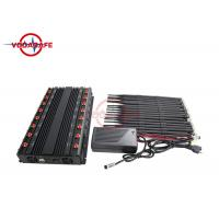 Wholesale Full Frequency GPS Signal Jammer 42W Adjustable Working Range Friendly Use from china suppliers